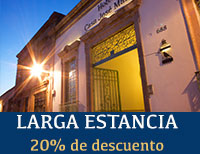 hotel with discounts in Morelia